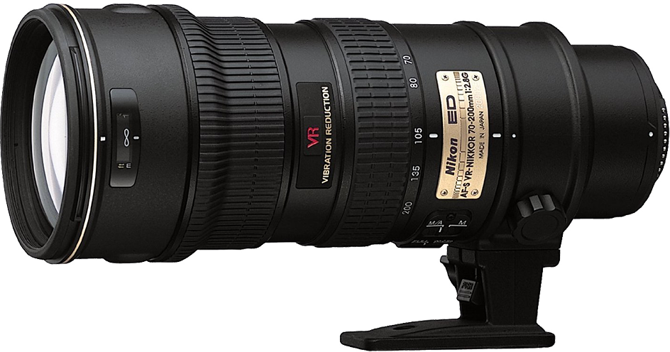 nikon 70-200 lens for wildlife photography