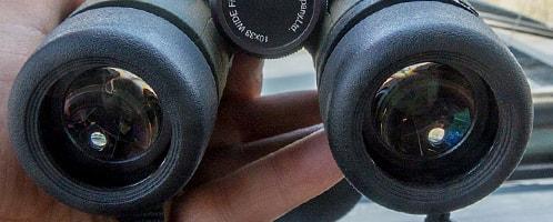 Kowa Genesis 10x33 eye cups
