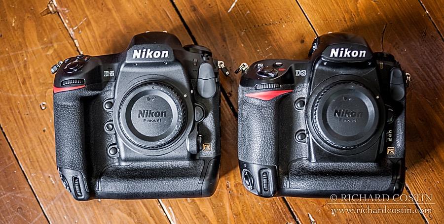 NikonBodies_D5_D3__RichCostinWildlife