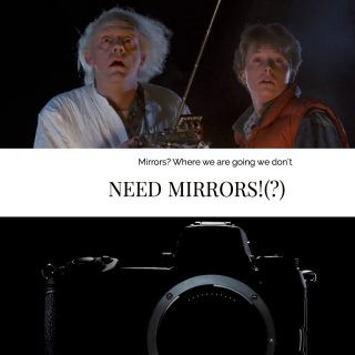 New era for Nikon! Z7 & Z6 Mirrorless cameras.